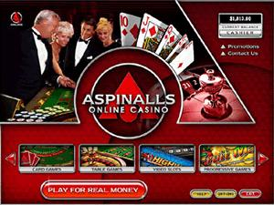 Aspinalls Casino London