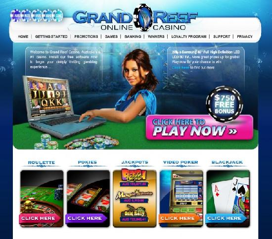 Global gaming casino